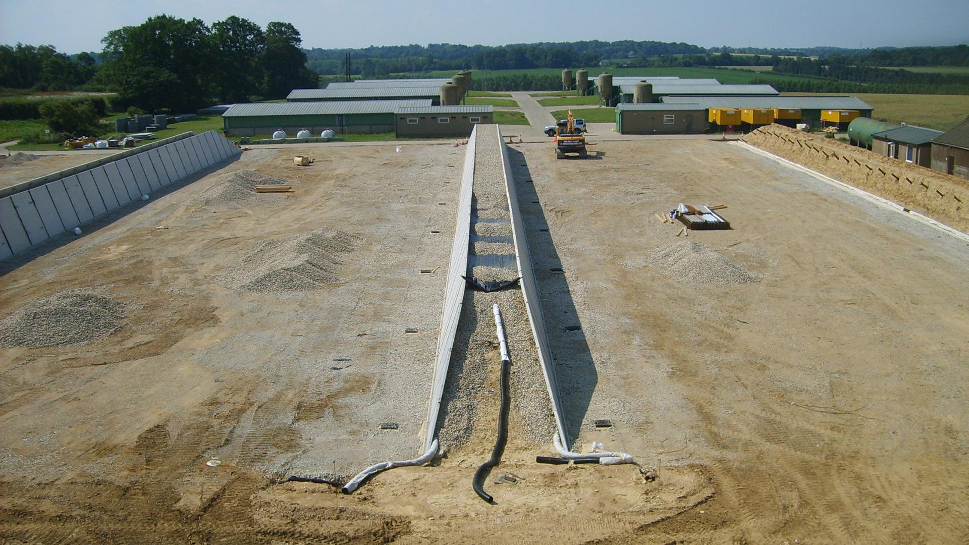 Böck Traunsteiner Silo England Future Biogas Taverham Norfolk Biogasanlage