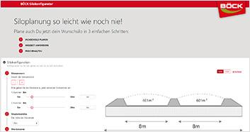 Traunsteiner Silo Böck Siloplanung Silokonfigurator Bauartzulassung nach AwSV