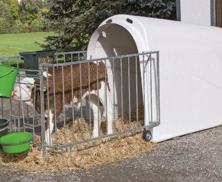 Böck Traunsteiner Silo Agrarbedarf LED - Beleuchtung Kälberaufzucht Milchwirtschaft Stall- und Hofbedarf Vogelabwehr